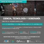 """Curso de posgrado """"Ciencia, tecnología y soberanía"""" en la ciudad de Córdoba"""