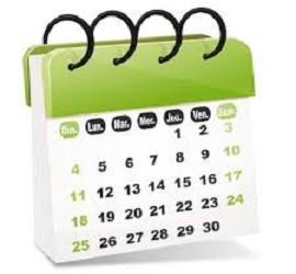 calendario tema del mes