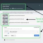 Google Classroom: utilizando tareas y el listado automático de calificaciones – Parte 4