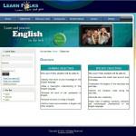 Aprendizaje de Ingles