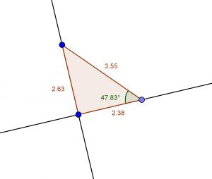 oscar triángulo