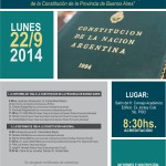 Jornadas sobre Reformas Constitucionales de 1994
