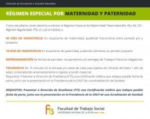 Maternidad - FTS
