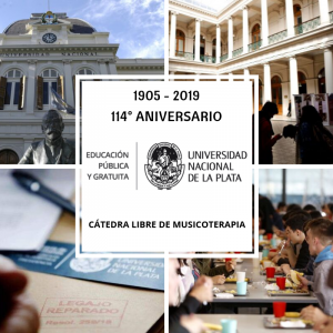 114 aniversario UNLP