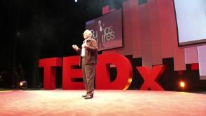 Chavez en TED