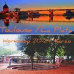 Mayo'17 nos vamos a Toulouse Francia. Venís?